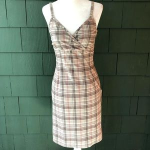 🔆Old Navy Stretch Plaid Sundress🔆